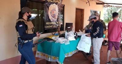 La Nación / Desbaratan laboratorio de cocaína en el Este