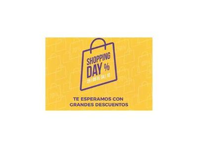 Vuelve  el Shopping Day  para la  reactivación económica