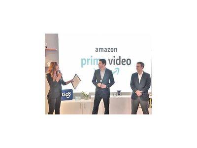 Tigo acerca los  contenidos de Amazon Prime Video a clientes