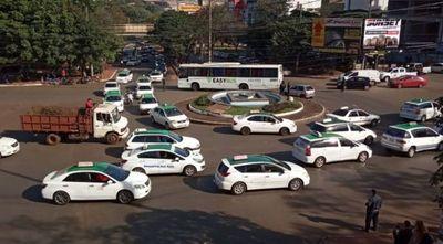 Brasil cierra frontera con CDE y taxistas afirman sentirse estafados