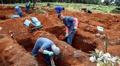Brasil registra 729 nuevas muertes por COVID-19 y supera las 140.000 en total