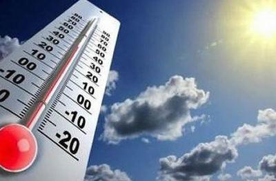 Calor de 40°C para hoy sábado