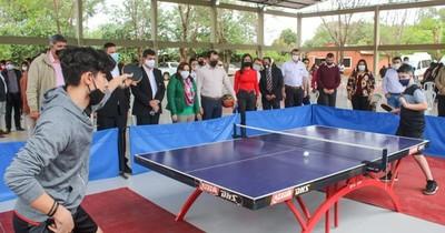 La Nación / La habilitación de plazas deportivas significa más oportunidades para los jóvenes