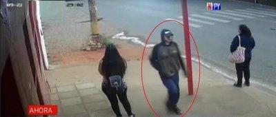 Capturan a presunto delincuente que atacó a una joven