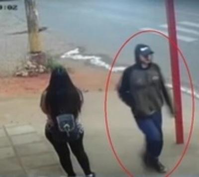 Cae supuesto delincuente que asaltó a joven en San Lorenzo