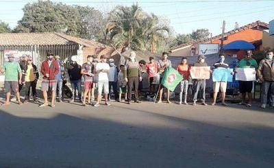 Campesinos se movilizarán el próximo 12 de octubre
