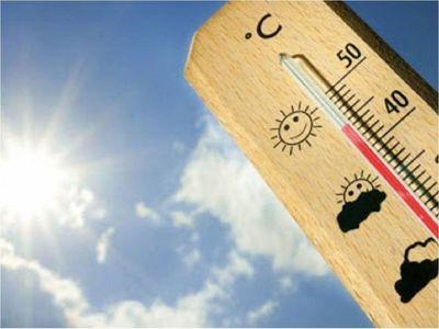 ¡Qué calor!  Meteorología registra récord de temperatura máxima en setiembre