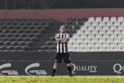 Albirroja: La gran ausencia del plano local sería el goleador del campeonato