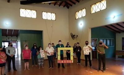 HOY / Emprenden campaña en Pirayú para eliminar criaderos de mosquitos