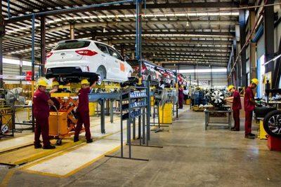 Ponen en marcha acuerdo automotor entre Paraguay y Brasil