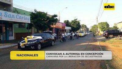 Convocan a automisa en Concepción