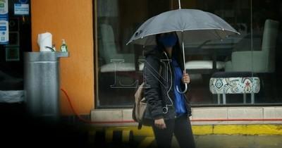 La Nación / Anuncian tormentas en gran parte del país para este domingo