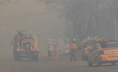 HOY / Irresponsabilidad golpea a Central con varios focos de incendios