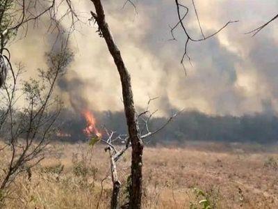 Arde Paraguay: Incendios no dan tregua y se encrudece la ola de calor