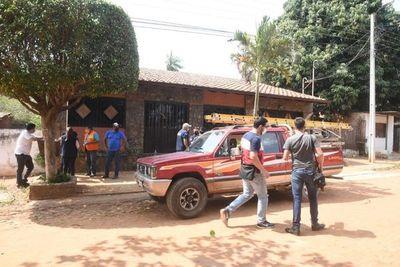 Violento asalto a contratista de la ANDE en Luque