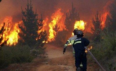 Incendios causan desgracia en gran parte de la República