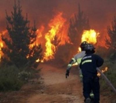 ¡Arde la República! Incendios ponen en zozobra a poblaciones entera