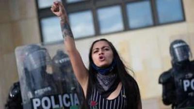"""Ante """"equivocado uso de la fuerza para controlar movilizaciones"""" CSJ colombiana ordena a ministro de Defensa a pedir disculpas a la ciudadanía"""