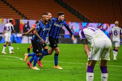 Inter supera a la Fiorentina en un partidazo