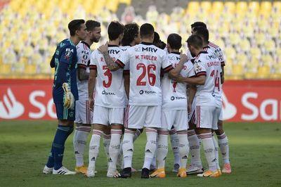 Justicia suspende el Palmeiras-Flamengo