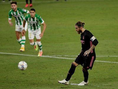 Real Madrid tumba al Betis de Sanabria