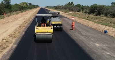 La Nación / Carretera que costará US$ 445 millones ya se encuentra en el 50% de ejecución en el Chaco