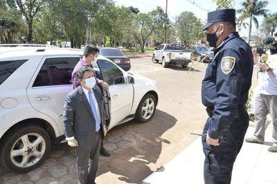 Presupuesto de la Policía es el más damnificado por el Ministerio de Hacienda, reclama Euclides Acevedo