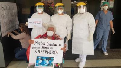 HOY / Enfermeros piden contratación de personal y afirman estar saturados
