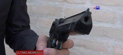 Un herido en millonario robo en Luque