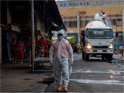 Covid-19: Salud reporta 21 fallecidos y 696 casos nuevos