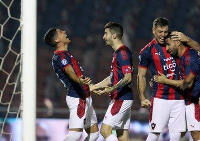 Golazo: Villasanti dejó a cinco rivales en el camino y Giménez definió