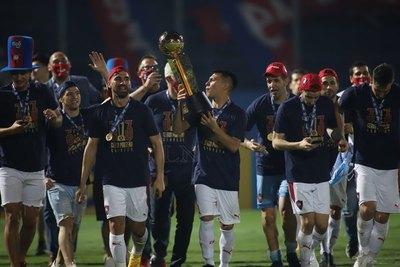 Cerro: El promedio de edad del equipo campeón