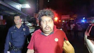 """""""Kelembu"""" encabeza despojo de casilla y altercado con arma de fuego en CDE"""
