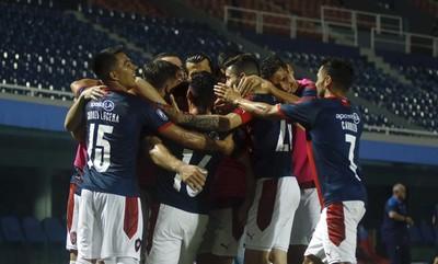 Ocho futbolistas replican título con Cerro Porteño