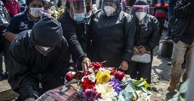 La Nación / Perú supera los 800.000 casos de coronavirus