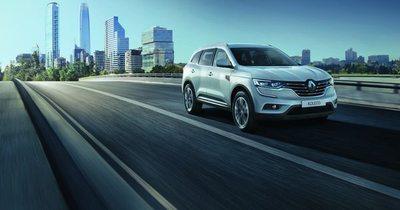 La Nación / Renault presentó la poderosa nueva camioneta Koleos