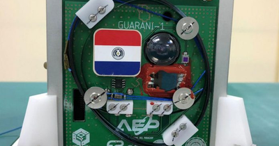 Se presentó en Japón primer satélite que representará a Paraguay en el espacio