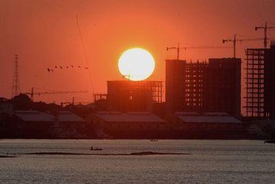 Calor histórico: temperaturas marcan récord en tres ciudades
