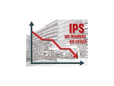 IPS, en manos privadas con   tercerizaciones y comodatos