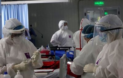 Trabajadores de la salud vaticinan nefastas consecuencias para el 2021