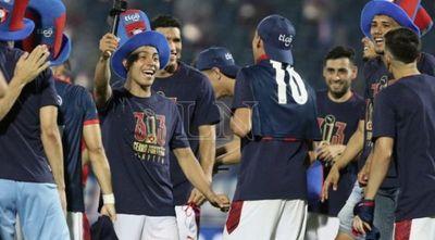 Mario Abdo saluda a Cerro Porteño por el campeonato