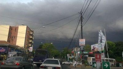Anuncian tormentas en varios puntos del país