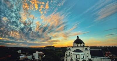 La Nación / Desde Caacupé instan al cuidado de la ecología y a la coherencia
