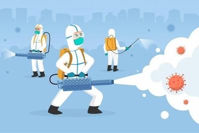 """HOY / El """"boom"""" de las empresas de desinfección anti Covid-19"""