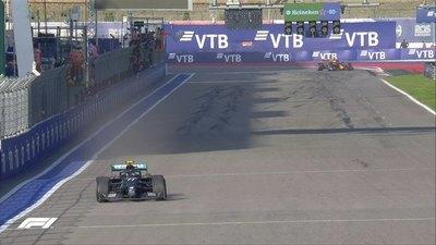 Bottas gana el Gran Premio de Rusia delante de Verstappen y Hamilton
