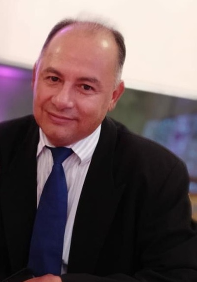 Rubén Escobar está en terapia y necesita apoyo de sus amigos