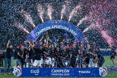 ¡Cerro Porteño es campeón del Apertura 2020!