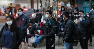 """La Nación / COVID-19: analizan implementar el sistema """"burbuja"""" en la lucha contra el virus"""