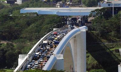 """Bolsonaro en Twitter sobre puente de la Amistad: """"Ya ordené la apertura…"""""""