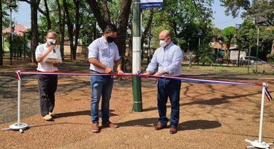 Caaguazú recibe accesos gratuitos a internet